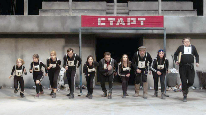 Сцена з фільму.