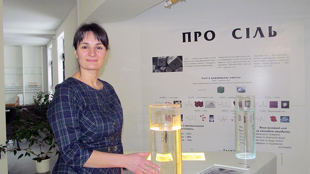 Ксенія Циганюк – директорка «Бойківщини».