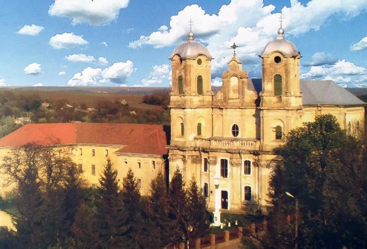 Костел Непорочного Зачаття Діви Марії з монастирем місіонерів, 1743-1760 рр.