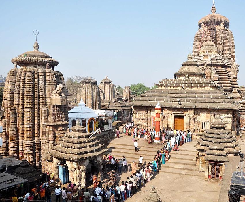 Знаменитий Сур'я-храм (храм Бога Сонця) в Індії.