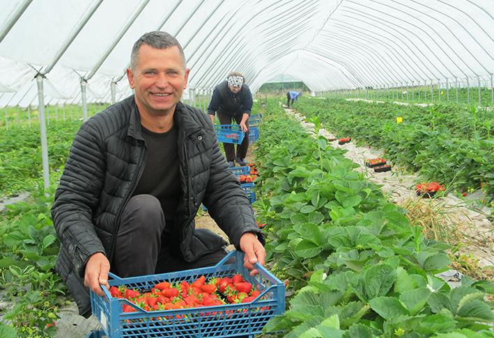 Богдан Лутчин – фермер нового покоління.