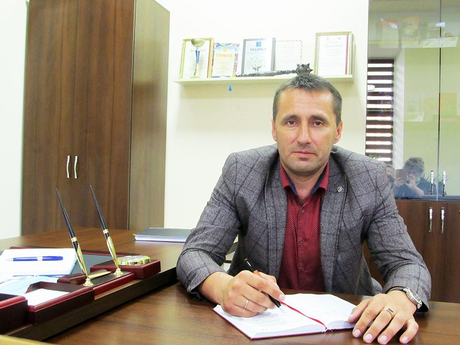 Василь Федірків – заступник голови Вигодської селищної ради ТГ.