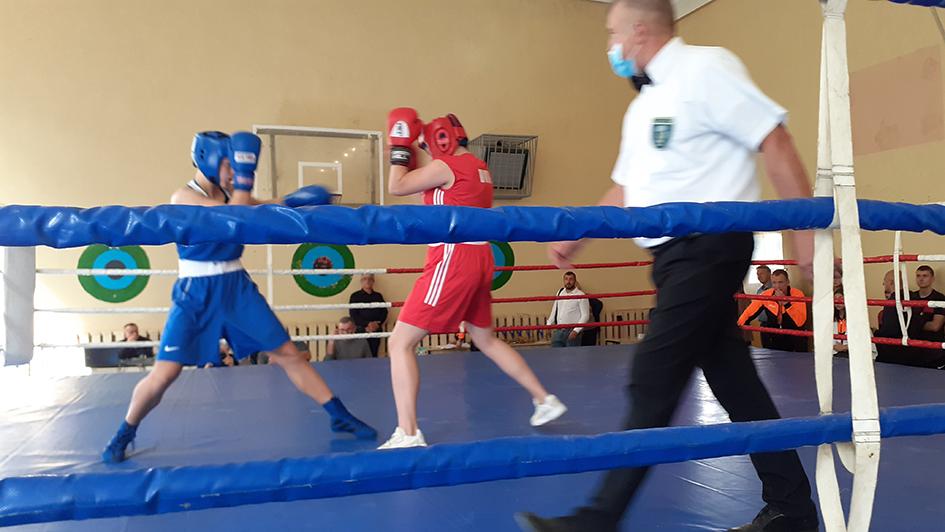 Брошнів-Осадський ліцей на два дні став місцем міжнародного турніру з боксу.